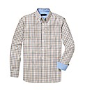 &Brand Mighty Country Check Twill Shirt