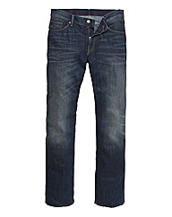 Tommy Hilfiger Washed Jeans 36in Leg