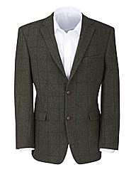 Italian Classics Mighty Checked Blazer