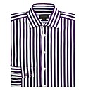 Duchamp Mighty Edge Striped Shirt