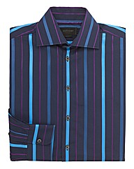 Duchamp Mighty Bold Stripe Shirt