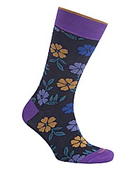 Duchamp Floral Socks