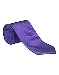 Italian Classics Herringbone Silk Tie
