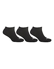 Puma 3 Pack Trainer Socks