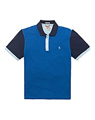 Original Penguin Tall Block Polo Shirt