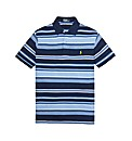 Polo Raloh Lauren Mighty Stripe Polo