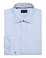 Duchamp Mighty Plain Herringbone Shirt