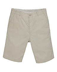 &Brand Mighty Pure Linen Shorts