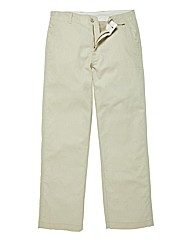 &Brand Mighty Linen Trousers 32in Leg