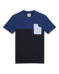 Kayak Tall Two Colour Utility T Shirt