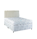 Miracoil Divan With Sprung Base-Kingsize