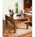 Sheesham Jali Coffee Table