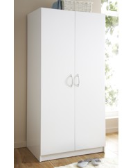 Package Range Short Two Door Wardrobe