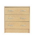Package Range 3 Drawer Chest