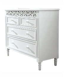 Renaissance 2+2 Drawer chest