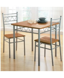 Marlow Square Dining Table 2 Chair Set