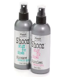 Shooz Protector Spray & Cleaning Kit