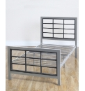 Strata Deluxe Metal Bedstead - Single