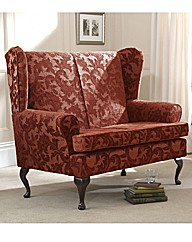 Waverley Queen Anne Two Seater Sofa