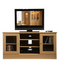 Pembroke Long Low Entertainment Unit