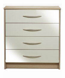 Brooklyn Four Drawer Chest
