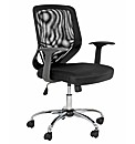 Atlanta Full Back Fabric Operator Chair