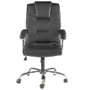 Houston Leather Faced Executive Chair