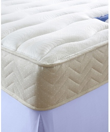 Silentnight Mira Bedstead Dbl Mattress