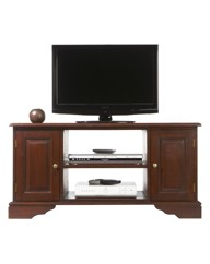 Solid Mahogany Widescreen TV Unit