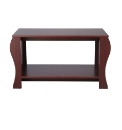 Genova Coffee Table With Shelf