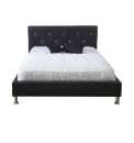 Passion Crystal Bed and Mattress- Double
