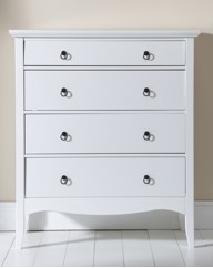 Paris Four Drawer Chest