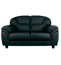 Gina Leather Faced 3 Seater Sofa