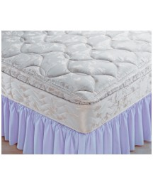 Silentnight Delux Pillow Single Mattress
