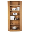 Genoa Tall Corner Shelf Unit