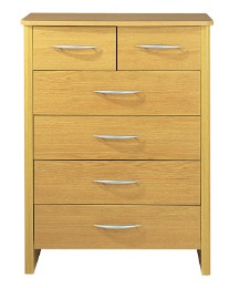 Abbey 4 + 2 Drawer Wide Chest
