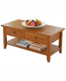 Oxford Storage Coffee Table