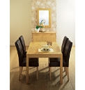 Rectangular Table & 4 Chairs