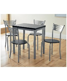 Folding Table Top Dining Set