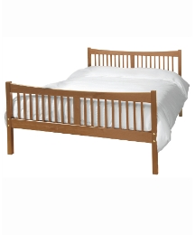 Shaker Bedstead With Mattress- Kingsize