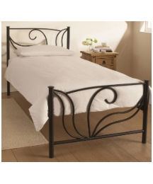 Poem Bedstead With Mattress -Single