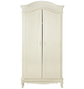 Provencale Two Door Wardrobe