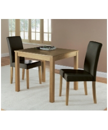 Oakridge Square Table and 2 Chairs