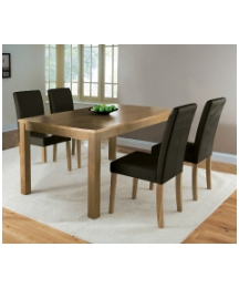 Oakridge Rectangular Table & Four Chairs