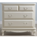Provencale 2+2 Drawer Chest