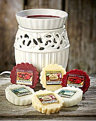Yankee Candle Electric Melt Warmer Set