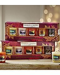 Yankee Candle Set Of 2 Indian Summer