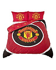 Football Double Duvet Cover Set