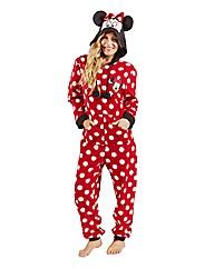 Personalised Minnie Mouse Onesie