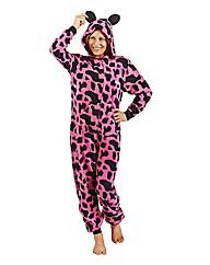 Personalised Moody Cow Onesie